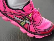 Kinder-Laufschuh Brooks Kids Pureflow in pink