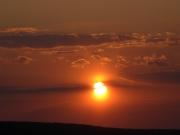 Land-und-Kind.de: Sonnenuntergang