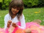 Land-und-Kind.de: Kleine Blumenfee