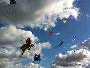 Drachenfest auf dem Hildesheimer Flughafen