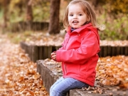 Kleines Herbst-Model