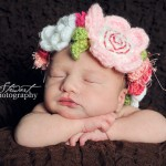 Zauberhaftes Blumenhaarband von BabybVintage
