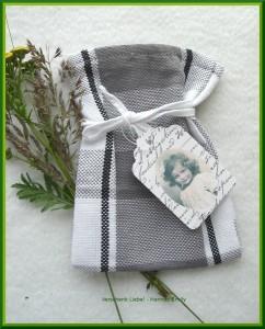 Geschenkbeutelchen im Shabby-Chic - von HannahEmily bei DaWanda