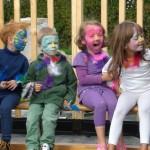 Spaß steht bei meiner Arbeit mit den Kindern im Vordergrund