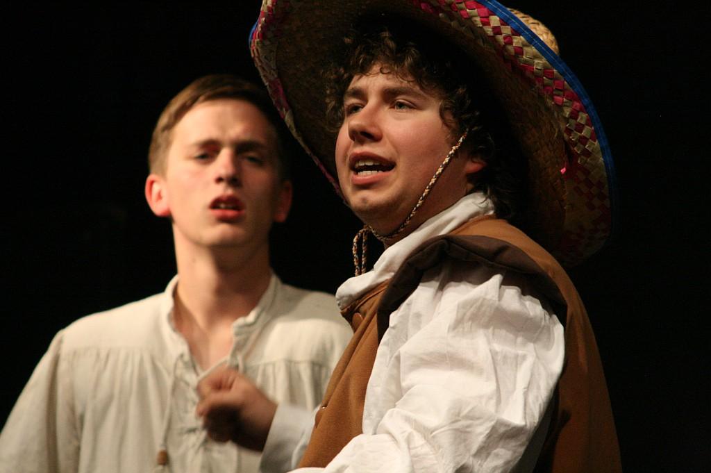 Zwei ganze Kerle: Don Quijote und Sancho Pansa