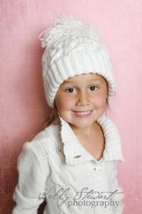 Stilsicher: Mit dieser Pudelmütze kommt ihr Kind gut behütet durch den Winter