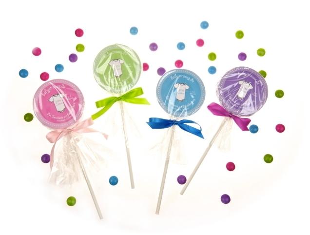 Das sind die Neuen! Vier frische Farben ergänzen das Babylolli-Angebot von Babystrauss