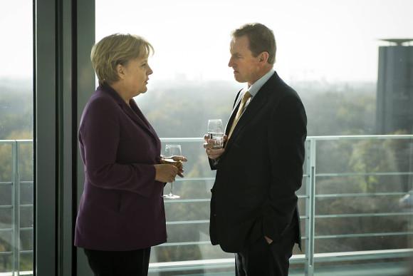Oder: Sie haben gefragt und Frau Merkel weicht aus ...