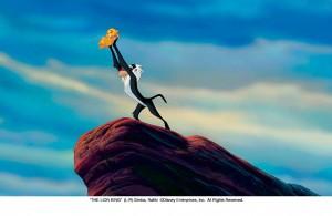 """""""Der König der Löwen"""" ist ab  10. November 2011 in 2D und 3D in ausgewählten Kinos zu sehen"""