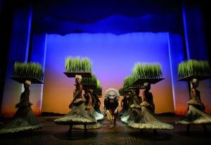 Unterwegs im Grasland: Simba - Der König der Löwen