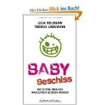 Das Buch Babybeschiss bekommt ihr von Babydreamers
