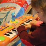 Idena Standkeyboard für Kleinkinder: Viel Spaß beim Ausprobieren