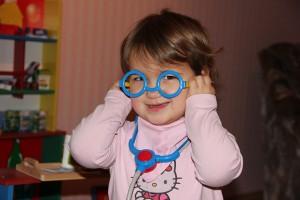 Spielen mit dem Arztkoffer - Unsere Vorbereitung auf den Besuch beim Kinderarzt