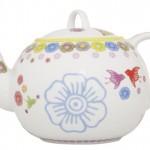 Ein Hingucker auf dem Frühstückstisch: Die Teekanne von Overbeck and Friends