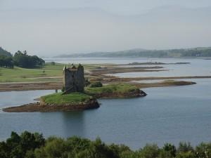Das ist Schottland - Inseln, Gras und kleine Schlösser