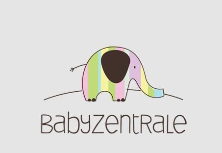 """Auch das Markenzeichen der Babyzentrale ist ein """"Fanti"""""""