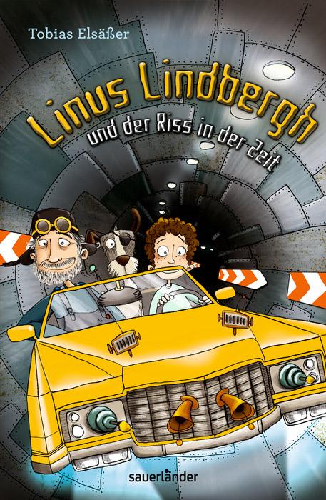 Buchcover_LinusLindbergh_Tobias Elsäßer_Verlag Sauerländer_Aller Rechte vorbehalten