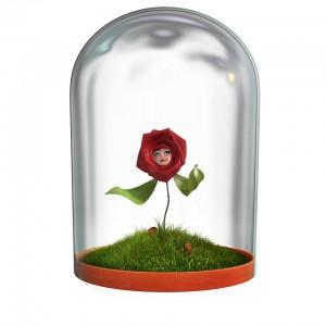Die Rose des kleinen Prinzen, gesprochen von Annett Louisan. Bild: WDR/ARD