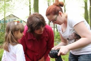 """Making of"" Fotowettbewerb 4: Fotoshooting mit Anastasia Folman"