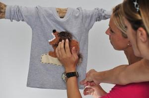 Zauberhafte Unikate - Kindermode - Wurzelzwerge - Design: alle Rechte vorbehalten!