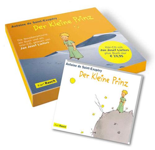 Der Kleine Prinz-Geschenkbox Liefers (Karl Rauch Verlag)
