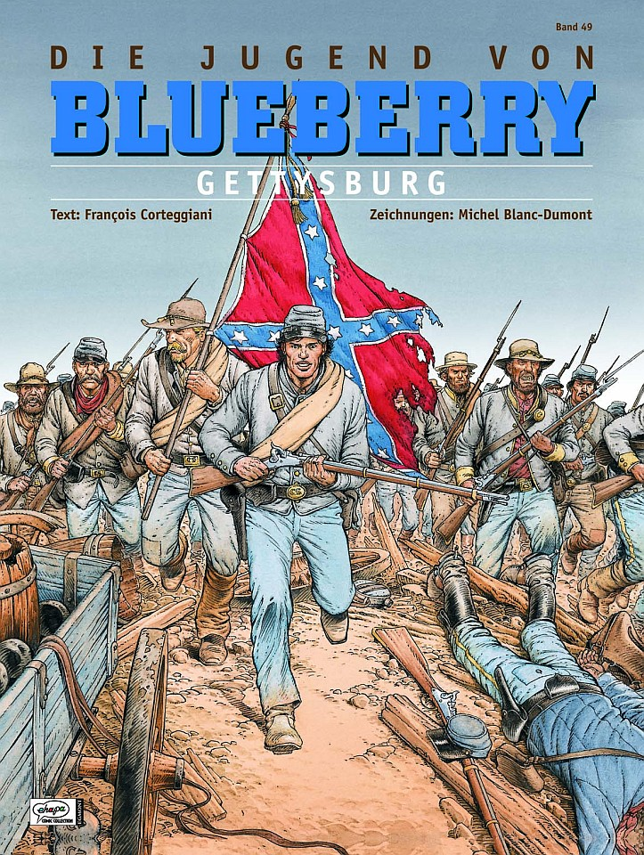 Blueberry 49 - Gettysburg (Quelle: Ehapa Comic Collection)
