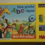 Das große ABC-Spiel von Duden, Kinderzimmerhaus.de
