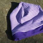 Ein Ringelbeanie von Krumme Nadel - Die ideale Kinder-Mütze