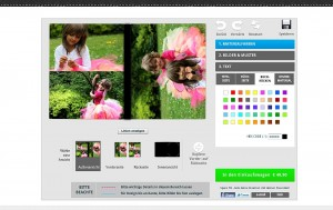 Caseable Screenshot: das Online-Tool Designer