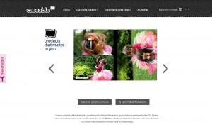 Caseable Screenshot: fertige iPad-Hülle als Link gespeichert