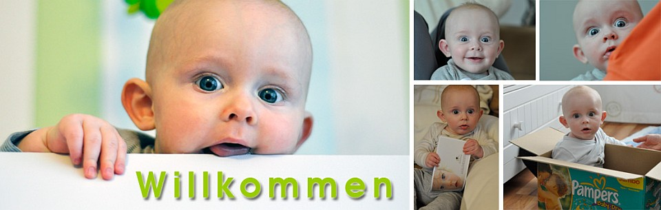 Willkommen auf Baby1st dem Blog rund um Babys erste Ausstattung