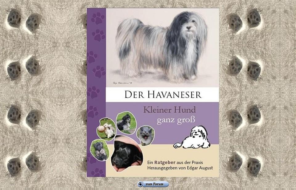 Edgar Aust (Hrsgb.) Der Havaneser - Kleiner Hund ganz groß