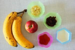 Frische und gesunde Zutaten für gutes Essen
