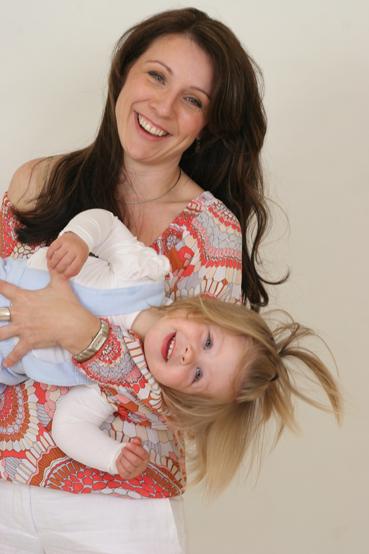 Meine Interviewpartnerin Ellen Rohr - von ihr gibt es Tipps und Tricks zum Kauf von Kinderkleidung
