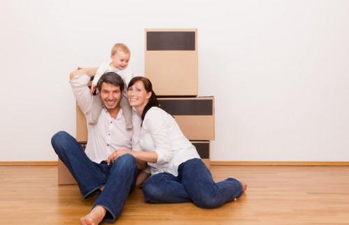 Die Familie wächst - Ist Wohnung groß genug?