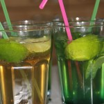 Ideale Kinder-Cocktails: Virgin Caipirinha und Virgin Mojito