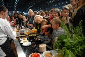 Copyright:Frankfurter Buchmesse  Alfons Schuhbeck in der Gourmet Gallery