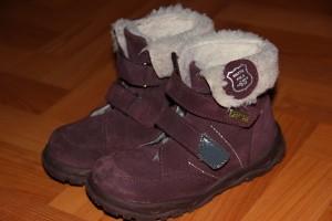 Kinderschuhe für den Winter von STUPS