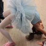Übungen mit Dehnbändern für Tänzer