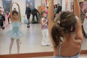 Ballett - Ein schönes Hobby - Nicht nur für Mädchen