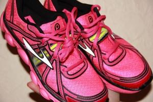 Kinder-Laufschuh Brooks Kids Pure Flow in pink
