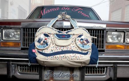 Coole Tasche für die Mami - Radio Ga Ga