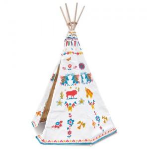 Tipi zum Indianer-Spielen von Vilac