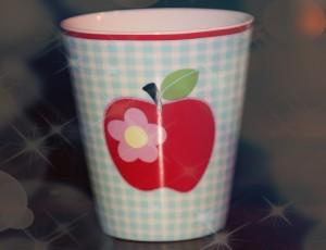 Apfelbecher von Falby