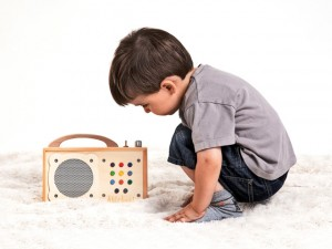hörbert - das ideale Abspielgerät für Kinder