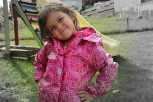 Regenkleidung für Kinder gibts bei Tchibo