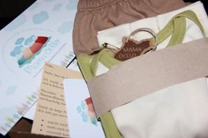Mama Ocllo Paket mit Kleidung aus Biobaumwolle, fair produziert
