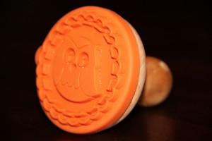 Keksstempel Eulenmotiv von Birkmann, gekauft bei Partyprincess