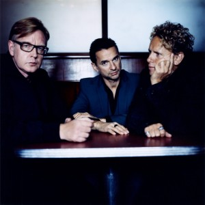 Depeche Mode - Pressebild 2013