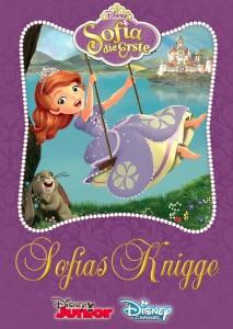 Disney Channel: Sofia die Erste Kinderknigge Cover (Bildmaterial: © Disney)